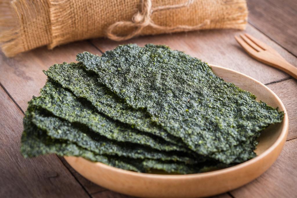 Dementia: Seaweed Improves Brain Function